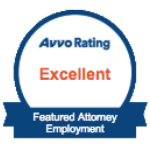 Avvo Rating Excellent Featured Attorney Employment